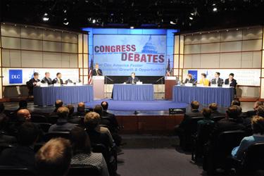 Economy Debate