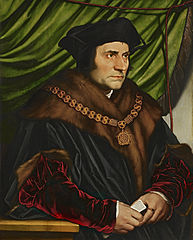 St. Thomas More, patron of lawyers and statesmen